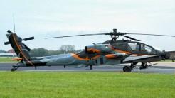 Boeing AH-64D Apache Longbow Q-17 Dutch AF