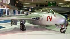 IMGP6181 De Havilland Vampire F3 DH-100 RAF VT812