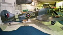 IMGP6196 Hawker Tempest Mk2 RAF PR536