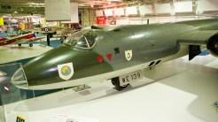 English Electric Canberra PR3 RAF WE139