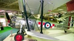 IMGP6234 Bristol Bulldog Mk2A RAF K2227