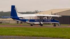 IMGP6790 Dornier 228-212 LM 57+04 German AF