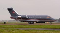 Canadair CL-600-2B16 Challenger 604 C-172 Danish AF
