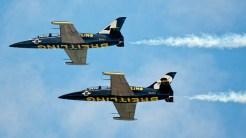 IMGP6964 Aero L-39C Albatros Breitling Jet Team ES-TLG ES-TLC