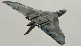 IMGP7005 Avro 698 Vulcan B2 XH558 G-VLCN