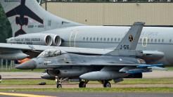 IMGP7014 General Dynamics Fokker F-16AM Fighting Falcon 401 J-516 Dutch AF