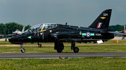 British Aerospace Hawk T1A XX324 RAF