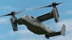 Bell-Boeing MV-22 Osprey 166689 EH-03 US Marines Corps