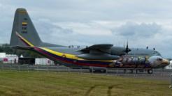 IMGP7445 Lockheed C-130H Hercules L-382 FAC1004 Columbian AF