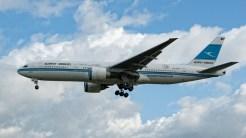 Boeing 777-269-ER 9K-AOB Kuwait Airways