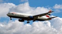Boeing 767-336-ER G-BZHB British Airways