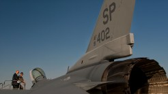 IMGP7695 Lockheed F-16CJ Fighting Falcon 91-0402 USAF