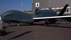 IMGP7802 Northrop Grumman RQ-4B Euro Hawk Mock Up 99+01