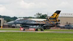 IMGP8370 General Dynamics SABCA F-16AM Fighting Falcon 401 FA-87 Belgian AF