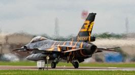 IMGP8373 General Dynamics SABCA F-16AM Fighting Falcon 401 FA-87 Belgian AF