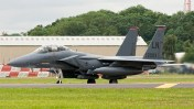 Boeing F-15E Strike Eagle 01-2003 USAF