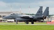 Boeing F-15E Strike Eagle 01-2002 USAF
