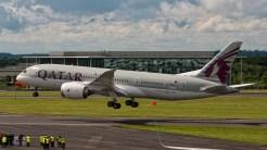 IMGP8923 Boeing 787-8DZ Dreamliner N10187 Qatar Airways