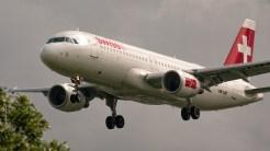 Airbus A320-214 HB-IJM Swissair