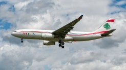 Airbus A330-243 OD-MEA Middle East Airlines