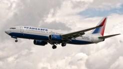 Boeing 737-85P EI-RUB Transaero airlines