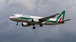 Airbus A320-216 EI-DSO Alitalia
