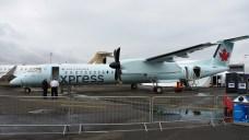 IMPG4266_67 De Havilland Canada DHC-8-402Q Dash 8 C-GKUK