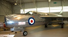 Panorama English Electric Lightning P1A WG760 cn 95001 Research aircraft RAF