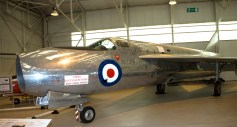Panorama English Electric Lightning P1A WG760 cn 95001 Research aircraft RAF