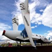 Virgin Galactic N33955 SpaceShip one