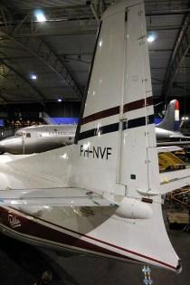 ad08-04 F-27 prototype PH-NVF tail