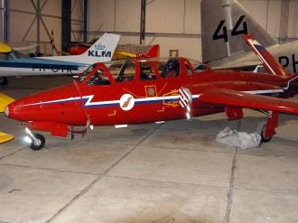 ad08-04 Fouga Magister F-GSBG