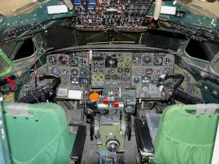 cockpit Caravelle