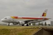 Airbus A319-111 EC-HKO Iberia
