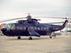 lb03 Sikorsky S61N Seaking vip