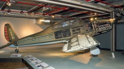 Das Gläserne Flugzeug Arado Ar 96 B