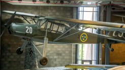 Fieseler S14 Storch Fi-156C-3 Swedish air force FV-3810