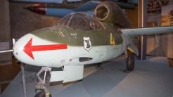 Heinkel He-162A-1 Volksjager 120076