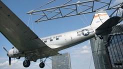 Douglas C-47B Skytrain US air force DC-3 45-0951