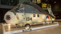 Sikorsky UH-34J Seabat S-58A Koninklijke Marine 134