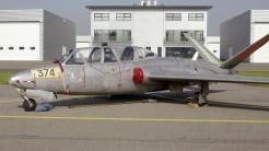 Fouga CM-170R Magister 374