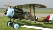 Nieuport 24 C1 replica PH-NIE N 6256