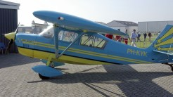 Bellanca 8KCAB-180CS Super Decathlon 180 PH-KYK