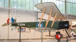 Avro 504K E-3349 RAF