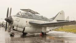 Fairey Gannet AS4 German Navy UA+106