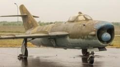 PZL-Mielec Lim-5P MiG-17PF DDR air force