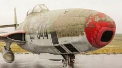 Republic RF-84F Thunderflash Luftwaffe EB-344