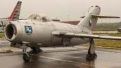 Aero S-102 MiG-15 Czech air force 3905