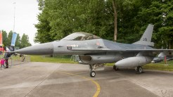 General Dynamics F-16 Fighting Falcon 401 J-511 Netherlands air force