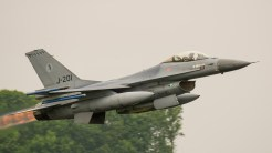 General Dynamics Fokker F-16AM Fighting Falcon 401 J-201 Netherlands air force